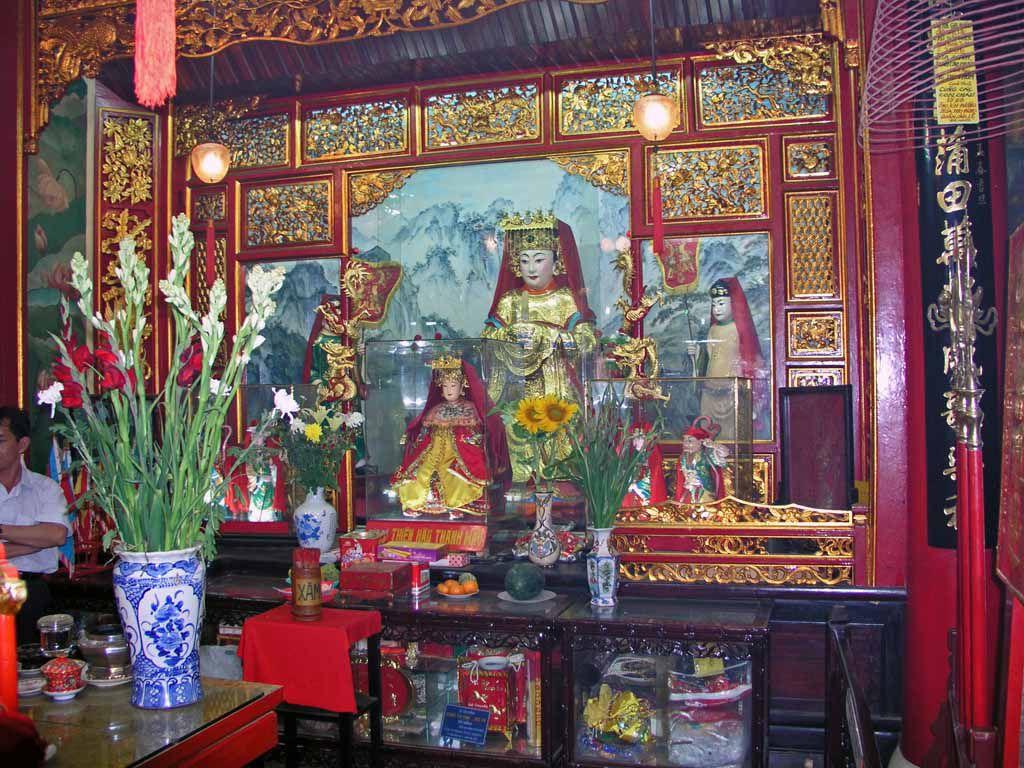 Hoi An, in der chinesischen Versammlungshalle
