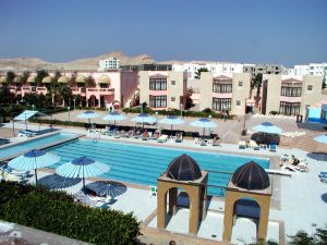 Pool des Al Mashrabia