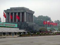 Ho Chi Minh Mausoleum / Lang Chu Tich Ho Chi Minh in Hanoi / Ha Noi