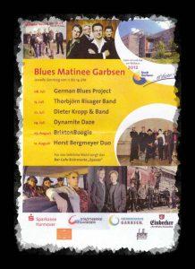 Programm der Musikmatinee 2012