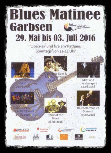 Programm der Musikmatinee Garbsen2016