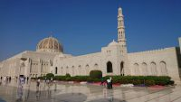 Oman, Sultan Qaboos Moschee