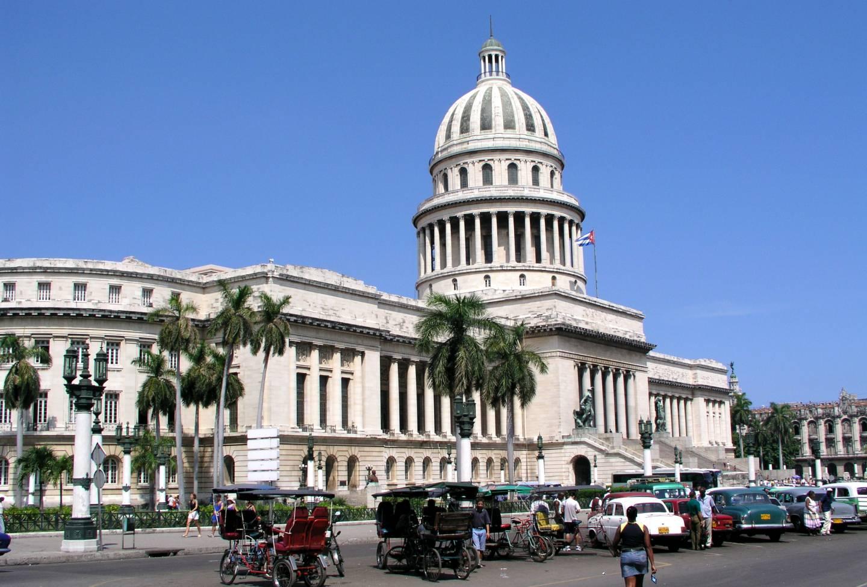 Das Capitol in Havanna