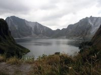 Mount Pinatubo, Kratersee