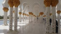 Abu Dhabi, Scheich Zayed Moschee